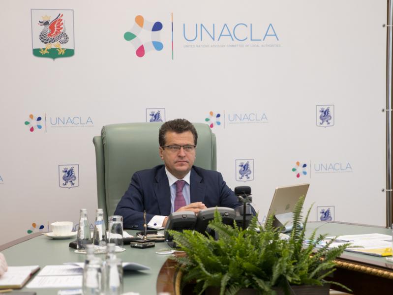 И.Метшин переизбран вице-председателем Комитета по актуальным вопросам конгресса Совета Европы