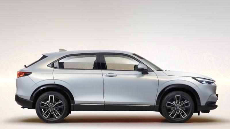 Honda представила доработанный кросс HR-V 2021