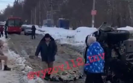 Не исключено, что водитель был пьян: в Казани мужчина за рулем иномарки насмерть сбил пенсионерку