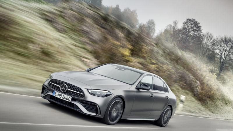 Объявлены цены и оснащение на новый Mercedes-Benz C-Class 2021
