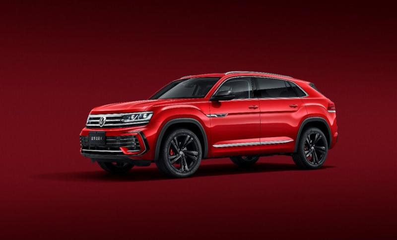 Volkswagen рассекретил внешность Teramont и Teramont X 2021