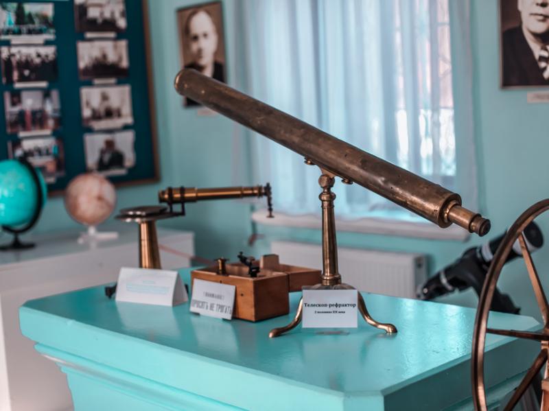 Комплекс астрономических обсерваторий КФУ претендует на включение в список всемирного наследия ЮНЕСКО