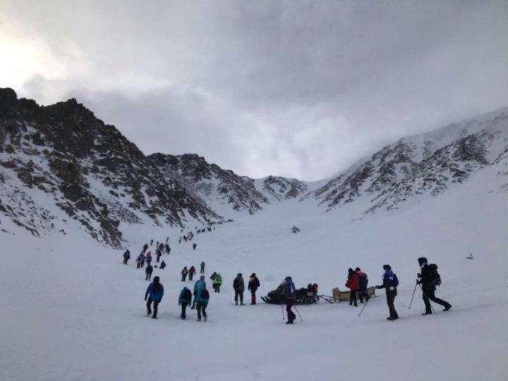 Югория застрахует участников восхождения на гору Рай-Из