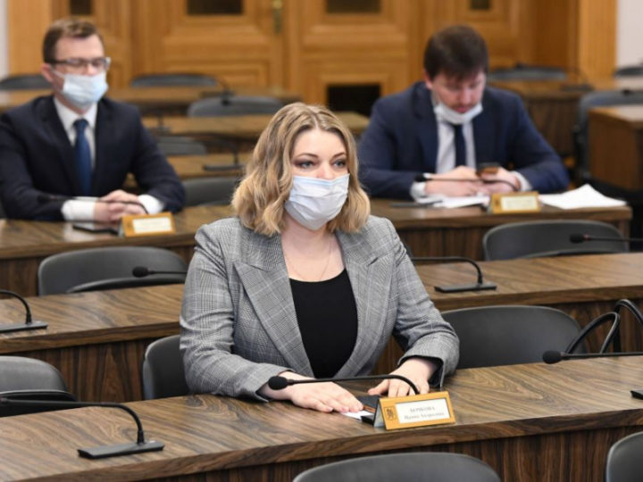 Ирина Бочкова возглавила Организационное управление Исполкома Казани