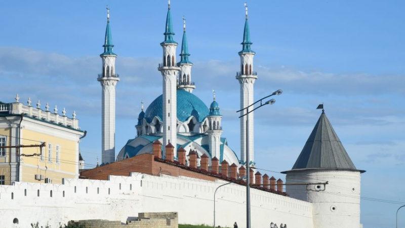 В центре Казани 22 апреля ограничат движение автомобилей