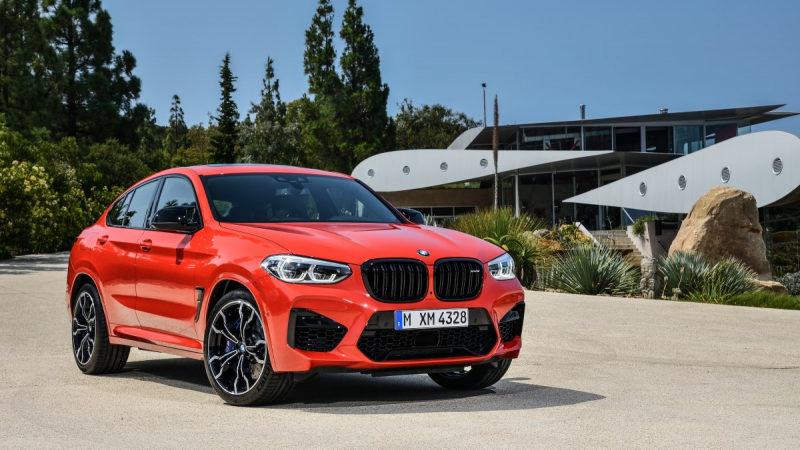 BMW отзывает кроссоверы X3 и X4 2021 из-за дефекта