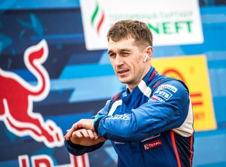 КАМАЗ-мастер: Дмитрий Сотников захватил лидерство в ралли «Золото Кагана»