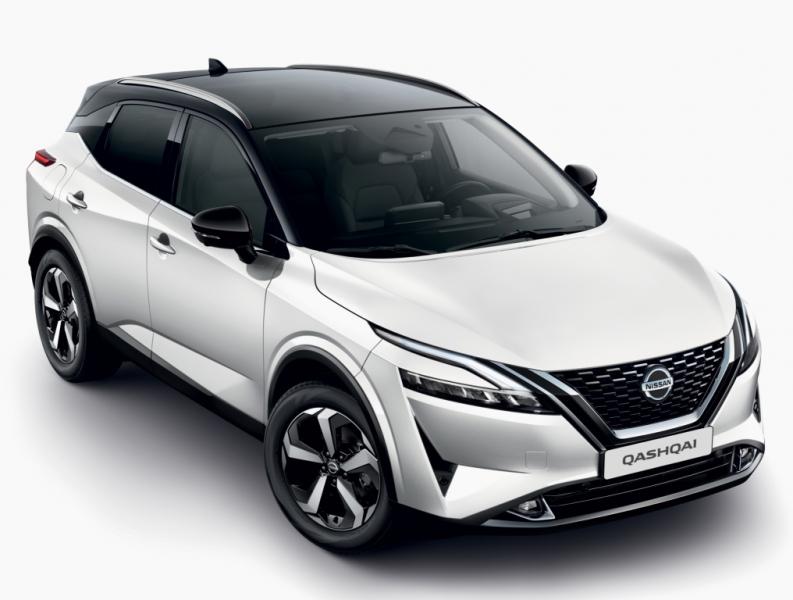 В продажу вышел новый Nissan Qashqai 2021 с экономичным мотором