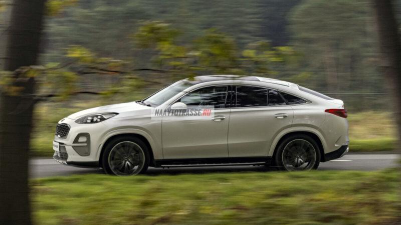 Впервые показан Kia Sportage 2021 нового поколения. Купеобразный кузов и совершенно другие характеристики
