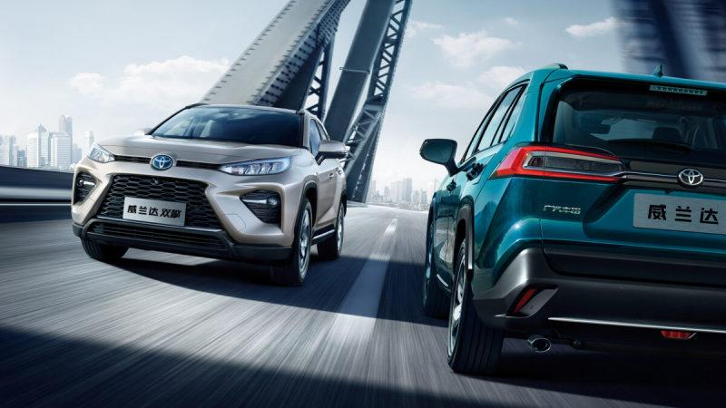 Toyota вывела на рынок гибридную версию кросса Wildlander 2021