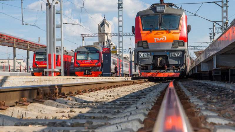У ряда казанских пригородных поездов изменится порядок курсирования