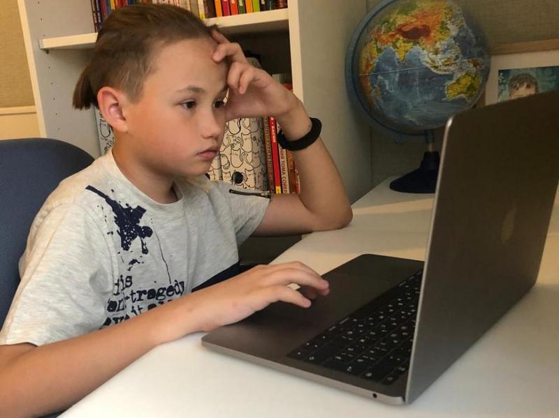 Шестиклассник из Казани создал интернет-платформу для молодежных проектов
