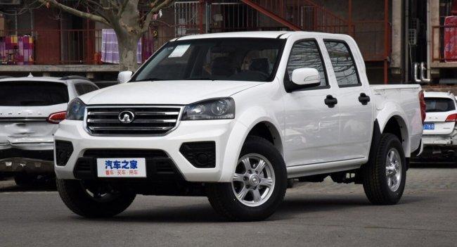 Great Wall вывел на рынок нового «убийцу» УАЗа с полным приводом за 919 тысяч рублей — названы цены на Wingle 5