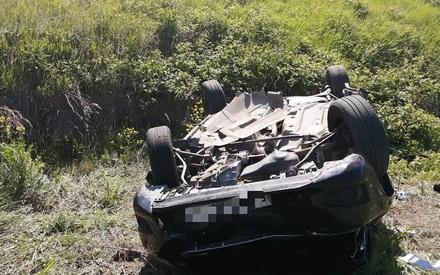 Появились страшные кадры с места ДТП в Татарстане, где погибли трое молодых людей