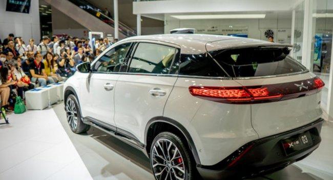 Производитель электрокаров из Китая Li Auto собирается за сентябрь продать 10 000 авто