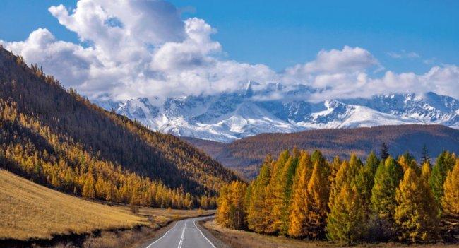 Роскошь в каждом километре. Самые красивые дороги России