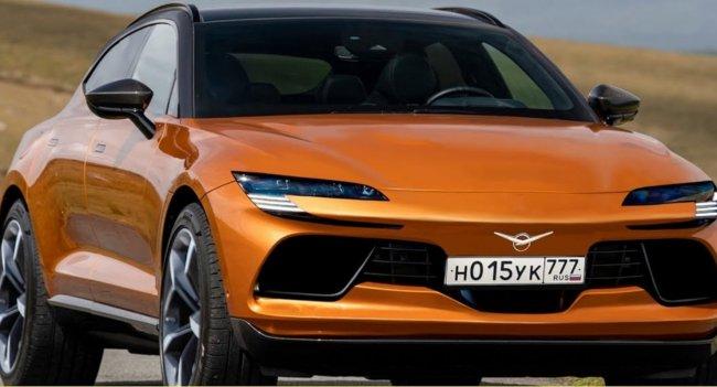 УАЗ может выпустить конкурента BMW X6: новое кросс-купе «Эвокат» — первые фото