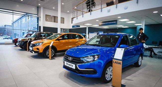 В апреле рынок новых автомобилей упал лишь в одном регионе РФ