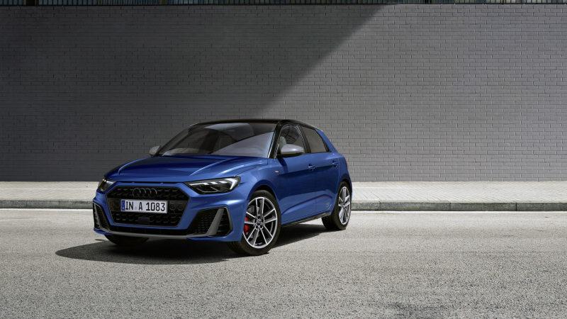 В продажу поступила спецверсия Audi A1 Sportback Competition 2021