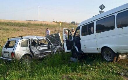 В Татарстане из-за нетрезвого водителя, ранее лишенного прав, в жестком ДТП погиб трехлетний ребенок