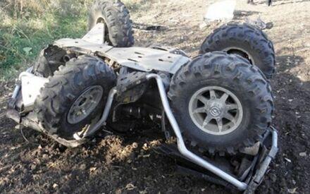 В Татарстане в аварии с квадроциклом погибла 11-летняя девочка