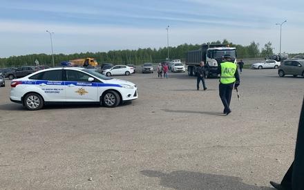 Женщина-водитель в Казани сбила 6-летнего ребенка и скрылась с места ДТП