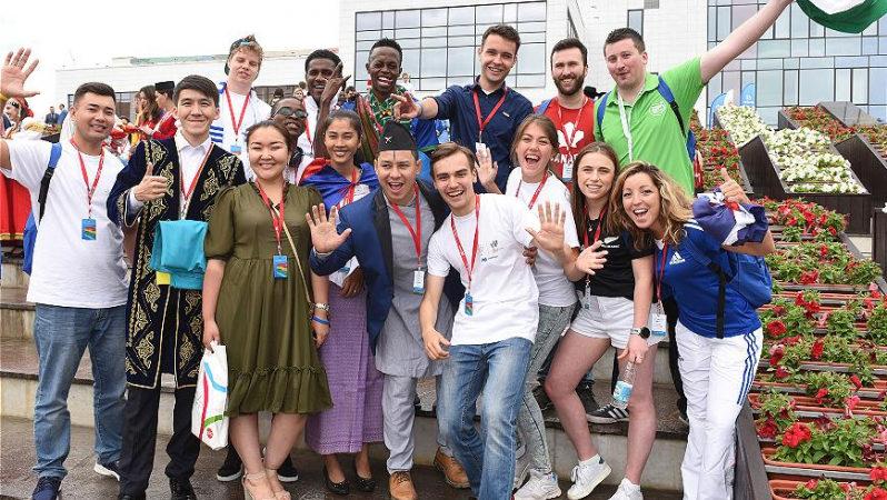 В Казани открылся Центр рекрутинга волонтеров Всемирных зимних игр Специальной Олимпиады