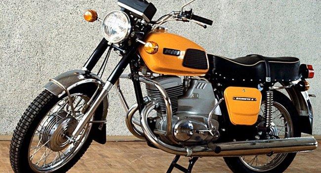 Иж Планета-4 – душевный мотоцикл в Советском Союзе