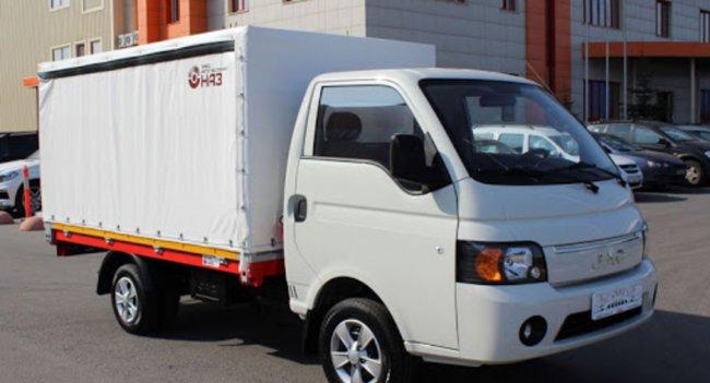 Китайский JAC привез на российский рынок «убийцу» «Газели»