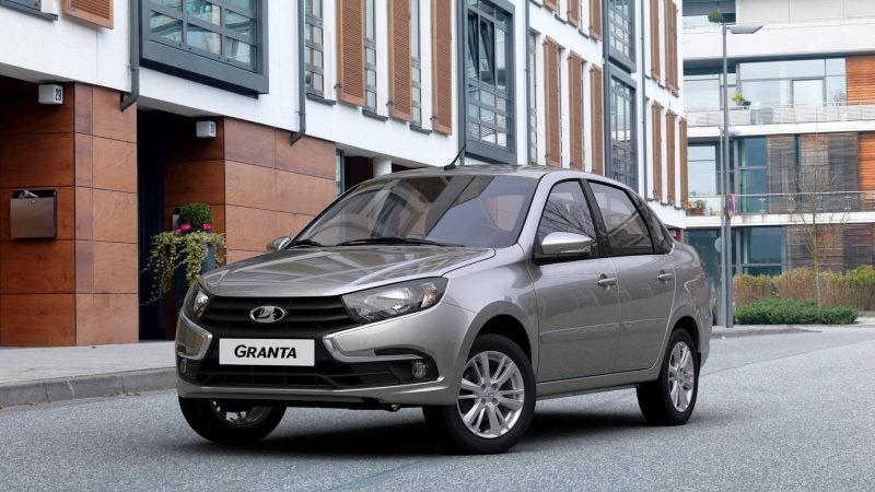 Лада Гранта 2022 новый кузов, цены, комплектации, фото, видео тест-драйв