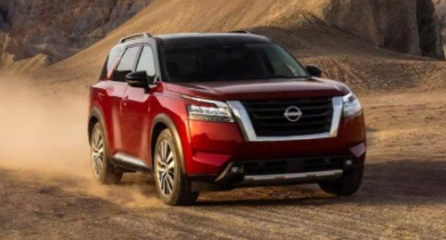 Nissan дразнит россиян новым Pathfinder, который пока нельзя приобрести