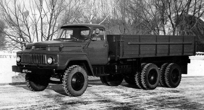 Почему ГАЗ-33 не составил конкуренции ЗИЛу
