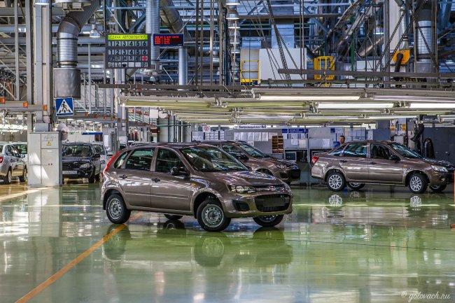 Срок службы у новых автомобилей LADA