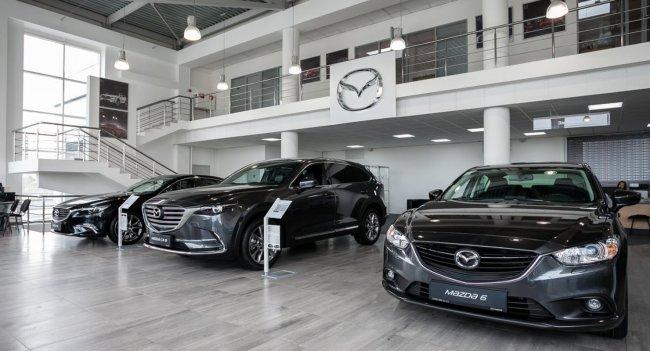 В России выросли цены на весь модельный ряд Mazda