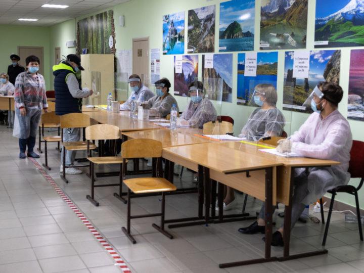 ЦИК РТ: Избирательная кампания в Татарстане прошла без серьезных замечаний