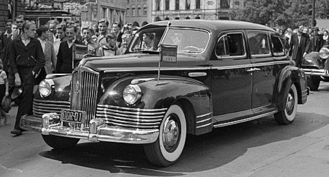 Автомобиль легенда: Георгий Маленков и автомобиль «Победа»
