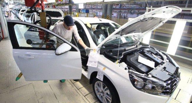 АВТОВАЗ рассказал про пост контроля качества Lada Vesta