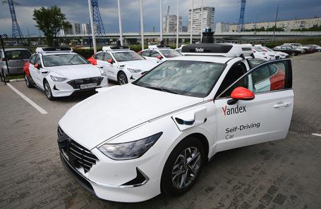Беспилотные такси могут появиться в РФ до конца 2021 года