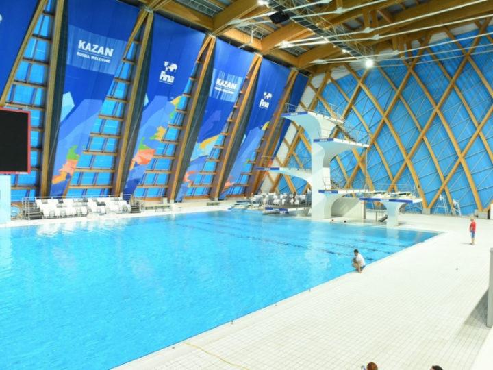 Казань примет четвертый этап Кубка мира FINA по плаванию