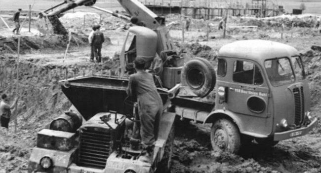 Dutra DR-50: Небезопасный венгерский самосвал в СССР