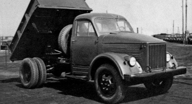 ГАЗ-93: Первый грузовик разработки ГАЗ, который не собирался на этом заводе