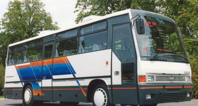 Икарус-ЗИЛ: неудачный советско-венгерский проект автобуса