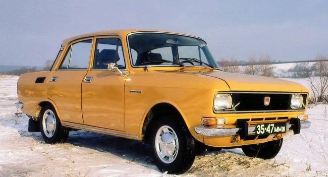 Какие мифы были распространены о машине Москвич-2140