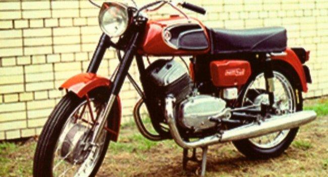 Каким был востребованный в СССР чешский мотоцикл ČZ 350?