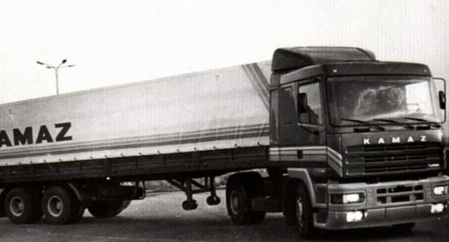 Почему новый тягач КамАЗ-5415М не попал в массовое производство?