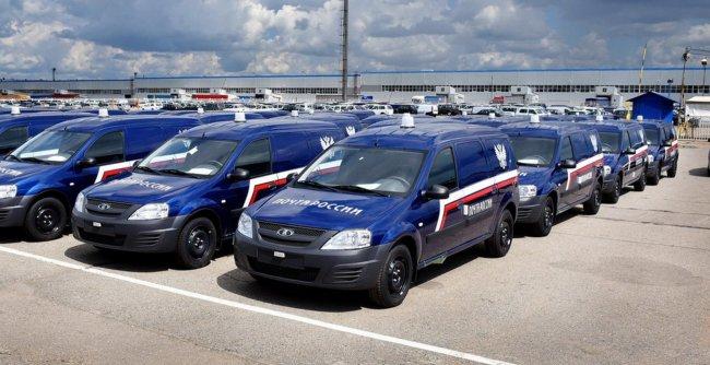 «Почта России» Челябинска продает свои машины по цене от 19 000 рублей