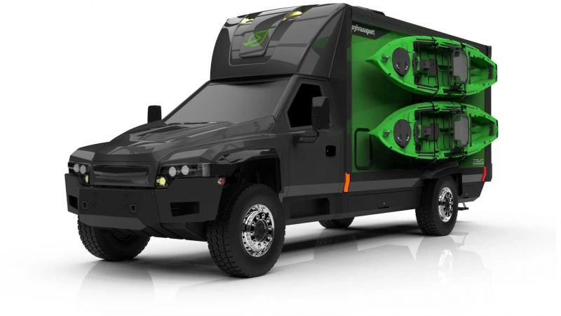 Представлен новый дом на колесах от SylvanSport с внешностью внедорожника и отличной дальнобойностью