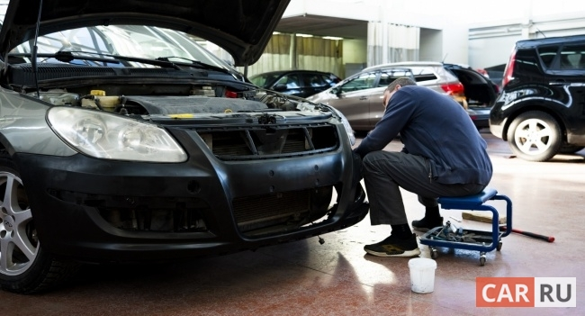 При каких неисправностях лучше продать авто чем его ремонтировать?
