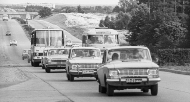 Советские машины, которые редко кто видел