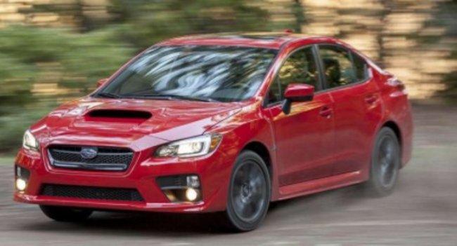 Subaru может возродить модель WRX в кузове универсал